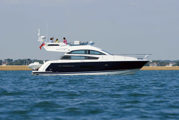 New Fairline Squadron 42 Motor Yacht For Sale