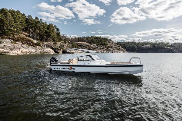 New Axopar 28TT Bowrider Boat For Sale