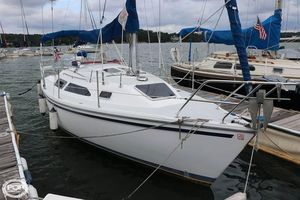 Used Catalina 270 Sloop Sailboat For Sale