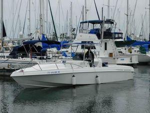 Used Sutphen Custom Sportfisher Center Console Fishing Boat For Sale