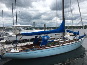 Used Laurent Giles Cruiser Sailboat For Sale