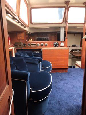 Used Columbia Motorsailor Motorsailer Sailboat For Sale