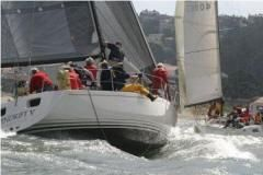 Used Express 37 Racer and Cruiser Sailboat For Sale