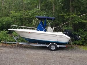 Used Sea Ray 17 Laguna Center Console Fishing Boat For Sale