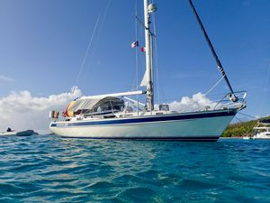 Used Hallberg-Rassy 36 Cruiser Sailboat For Sale