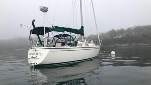 Used Pearson 34 Cruiser Sailboat For Sale