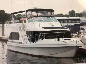 Used Bluewater Yachts Coastal Cruiser Motor Yacht For Sale
