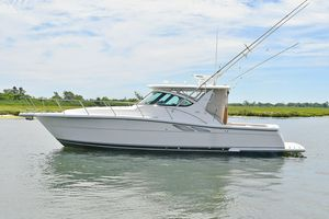 Used Tiara 3800 Open Express Cruiser Boat For Sale