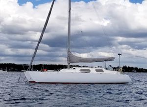 Used Norman Cross 34 Trimaran Sailboat For Sale