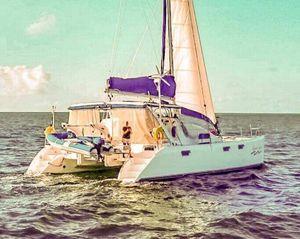 Used Admiral 40 Catamaran Sailboat For Sale