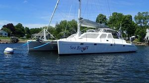 Used Voyage Yachts Norseman 430 Cruiser Sailboat For Sale