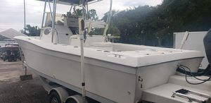 Used Sport-Craft 250cc Center Console Fishing Boat For Sale