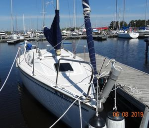 Used Precision 23 Cruiser Sailboat For Sale