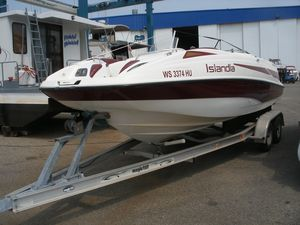 Used Bombardier Sea DOO Islandia High Performance Boat For Sale