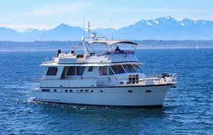 Used Sea Ranger Pilothouse CPMY Motor Yacht For Sale