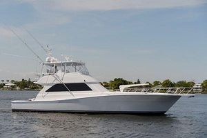 Used Viking 58 CV Convertible Fishing Boat For Sale