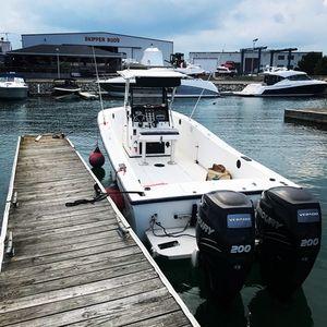 Used Mako 261 Cuddy Cabin Boat For Sale