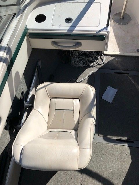 1995 Used Four Winns 170 BR Bowrider Boat For Sale - $4,500