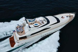Used Dominator 86S Motor Yacht For Sale
