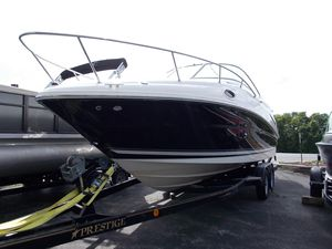 Used Sea Ray 240 DA Sports Cruiser Boat For Sale
