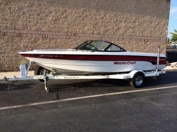 Used Mastercraft Prostar 205 Ski and Fish Boat For Sale
