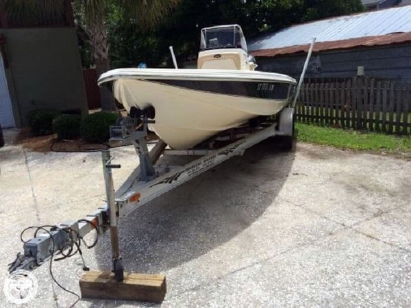 Used Scout 220 Bay Scout Center Console Fishing Boat For Sale