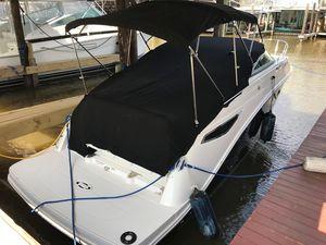 Used Sea Ray 260 Sundancer Sports Cruiser Boat For Sale