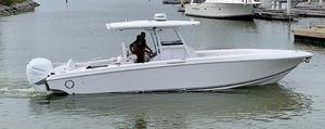 New Fountain 34 CC Center Console Fishing Boat For Sale