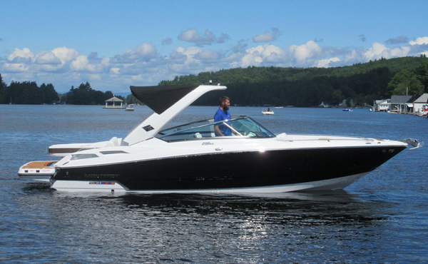 New Monterey 298SS Bowrider Boat For Sale