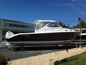 Used Pursuit OS 355 Sports Fishing Boat For Sale