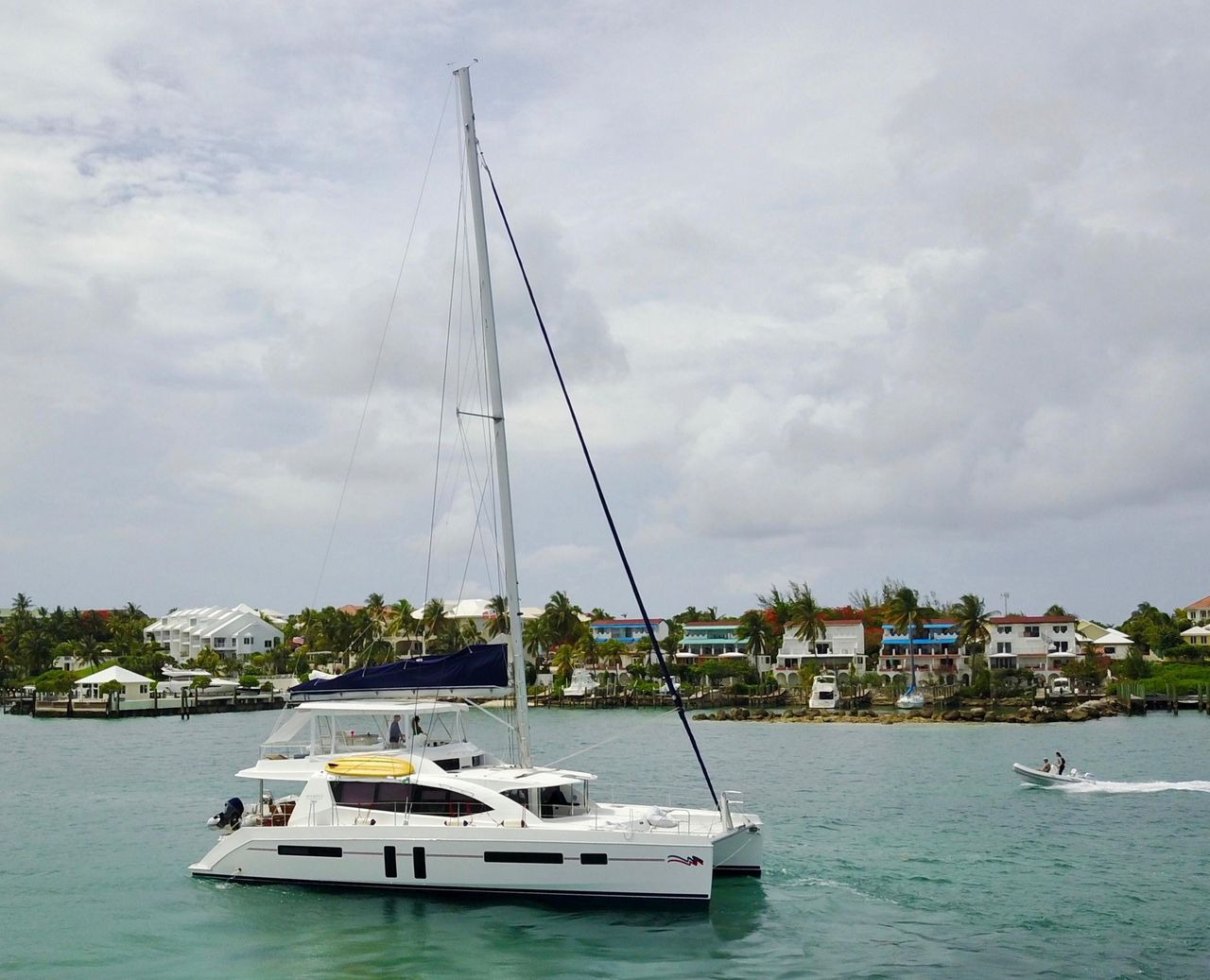 2019 Used Leopard 58 Cruiser Sailboat For Sale - $1,450,000