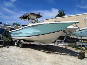 Used Sea Hunt Triton 2960 Center Console Center Console Fishing Boat For Sale