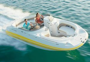 Used Four Winns 224 Funship Bowrider Boat For Sale