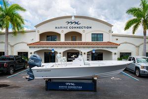 New Sportsman Masters 207 Bay Boat Saltwater Fishing Boat For Sale