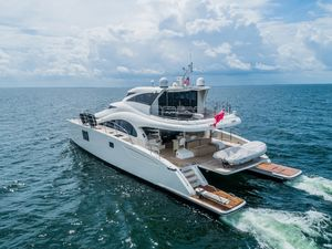Used Sunreef 70 PC Power Catamaran Sailboat For Sale