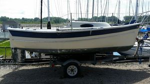 Used Seaward 17 Daysailer Sailboat For Sale