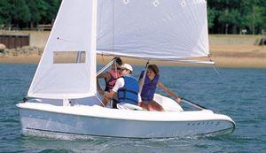 Used Hunter 146 Daysailer Sailboat For Sale