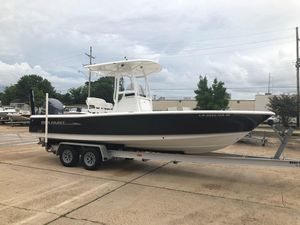Used Sea Hunt Bx24br Saltwater Fishing Boat For Sale