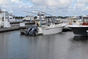 Used Parker 2501 Center Console Center Console Fishing Boat For Sale