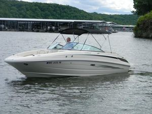 Used Sea Ray 230 Sundeck Bowrider Boat For Sale