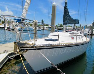 Used Caliber 33 Sloop Sailboat For Sale