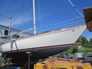 Used Tartan T37 Cruiser Sailboat For Sale