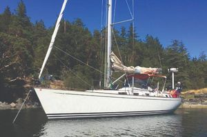 Used Najad 405 Racer and Cruiser Sailboat For Sale