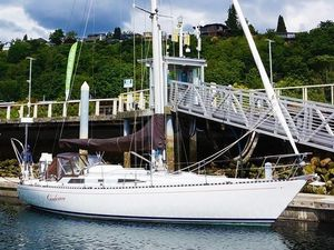 Used Ct 38 Sloop Sailboat For Sale