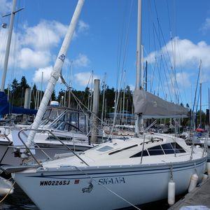 Used Yamaha Boats 30 MK II Racer and Cruiser Sailboat For Sale