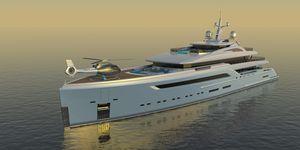 New Custom Preferred Builder - Fincantieri Yachts Motor Yacht For Sale