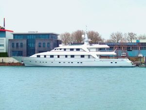 Used Oceanco 50m Motor Yacht For Sale