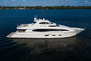 Used Lazzara 116 Motor Yacht For Sale
