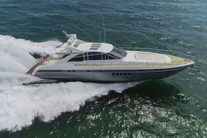 Used Mangusta Express Cruiser Boat For Sale
