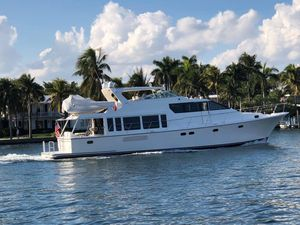 Used Pacific Mariner PA 65 Motor Yacht For Sale